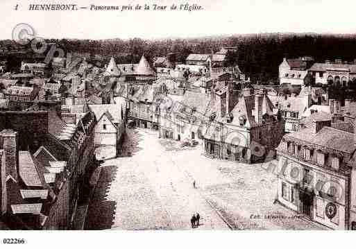 Hennebont photo et carte postale - Presse ancienne morbihan ...