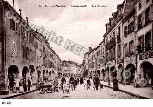Remiremont photo et carte postale for Piscine de remiremont