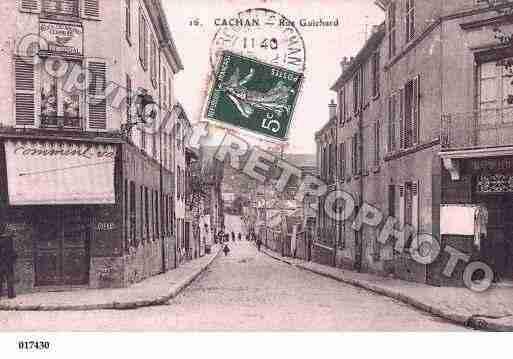 Cachan photo et carte postale for Piscine de cachan