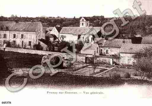 Ville de PRUNAYSURESSONNE, carte postale ancienne