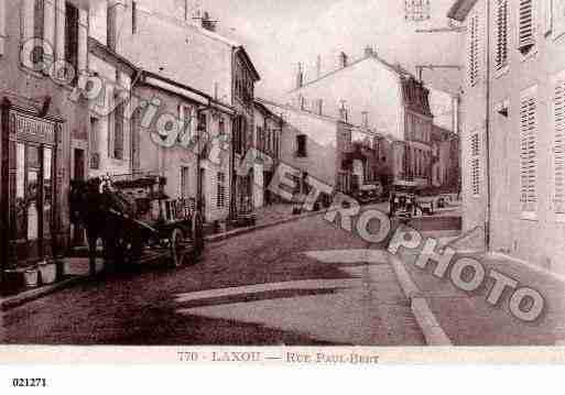 Lupcourt photo et carte postale for Piscine de laxou