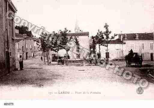 Ville de laxou ph039607 g photographie dit e d 39 une carte for Piscine de laxou