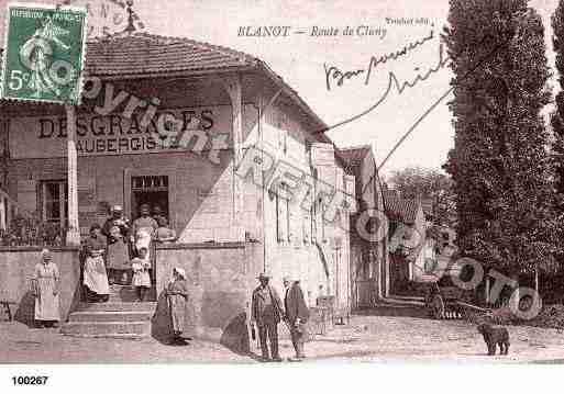 Villes et villages en cartes postales anciennes .. - Page 22 Photos-carte-blanot-saone-et-loire-PH052613-A