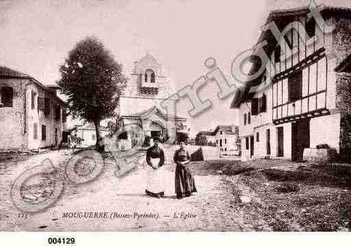 De A Sur Ancienne La Ph048423 Postale Carte Navarrenx Ville EHW2D9YI