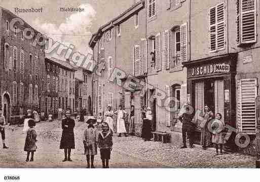Bouzonville photo et carte postale for Piscine de bouzonville