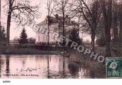 Bougligny photo et carte postale for Piscine de nangis