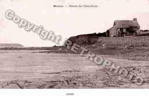 Ville de HILLION Carte postale ancienne