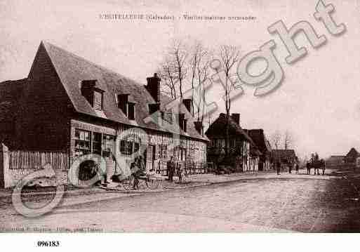 Ville de HOTELLERIE(L\') Carte postale ancienne