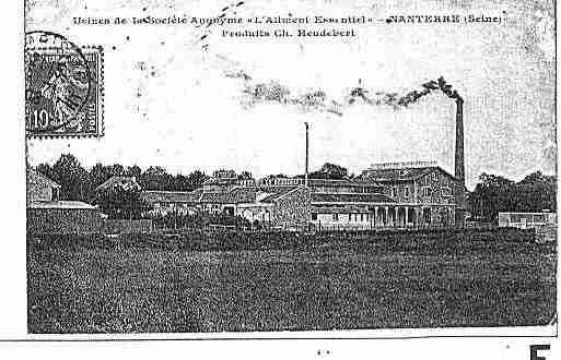 Carte postale ancienne de la ville de nanterre ph066420 e sur cartes et patrimoine carte - Piscine de nanterre ...