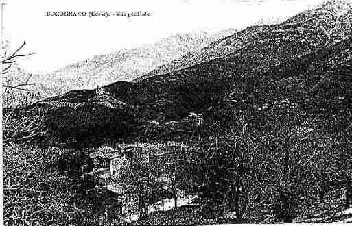 Ville de BOCOGNANO Carte postale ancienne