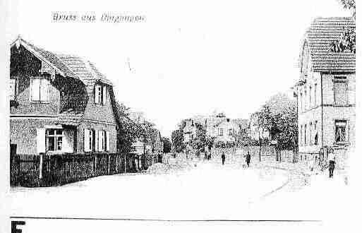 carte postale ancienne de la ville de lahr 76459 c. Black Bedroom Furniture Sets. Home Design Ideas