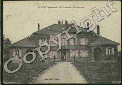 Ville de BUZANCY Carte postale ancienne