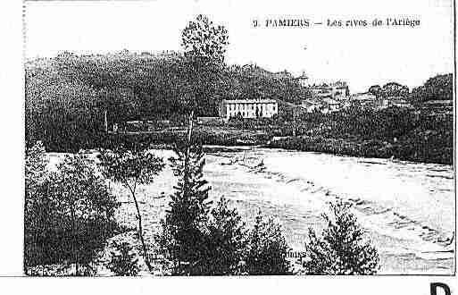 Mazeres photo et carte postale for Piscine de pamiers