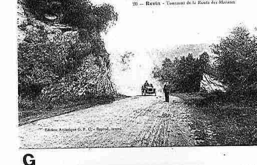 Ville de REVIN Carte postale ancienne