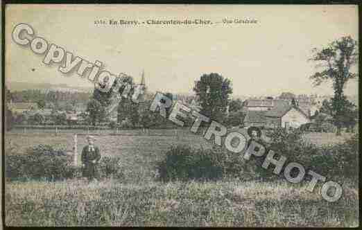 Ville de CHARENTONDUCHER Carte postale ancienne