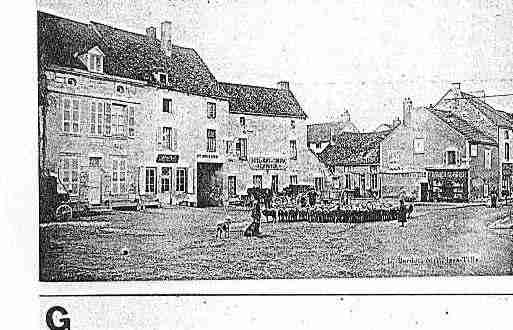 Ville de ISSURTILLE Carte postale ancienne