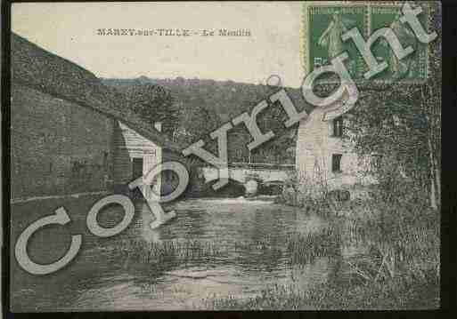 Ville de MAREYSURTILLE Carte postale ancienne