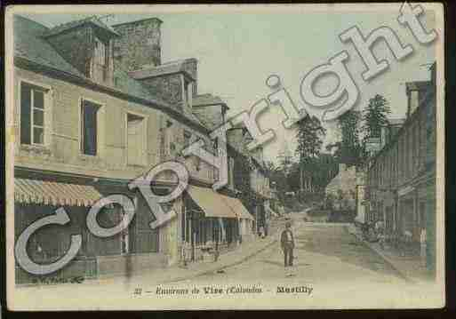 Ville de MARTILLY Carte postale ancienne