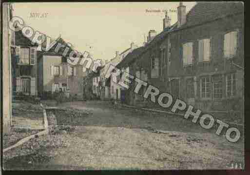Ville de NOLAY Carte postale ancienne