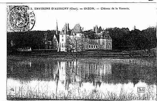 Ville de OIZON Carte postale ancienne
