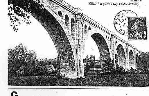 Ville de RENEVE Carte postale ancienne