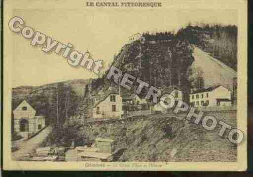 Ville de SAINTAMANDIN Carte postale ancienne