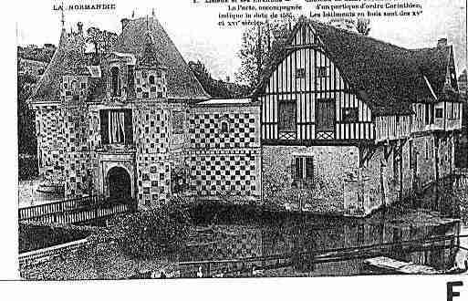 Ville de SAINTGERMAINDELIVET Carte postale ancienne