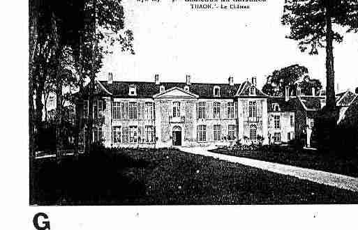 Ville de THAON Carte postale ancienne