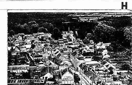 Ville de ASSAY Carte postale ancienne