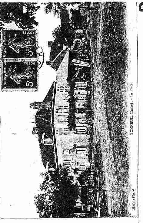 Bonneuil photo et carte postale - Piscine de bonneuil ...