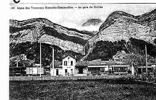 Crolles photo et carte postale for Piscine de crolles