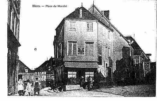 Ville de ILLIERSCOMBRAY Carte postale ancienne