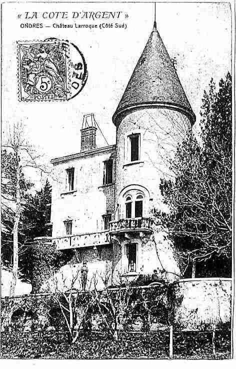 Cartes postales ville,villagescpa par odre alphabétique. - Page 3 Photos-carte-ondres-landes-PH028929-C