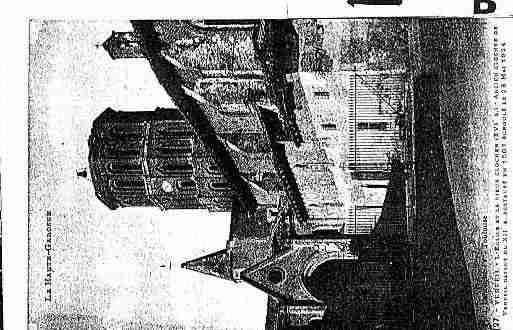ville de verfeil ph024251 b photo inspir e d 39 une carte ancienne. Black Bedroom Furniture Sets. Home Design Ideas