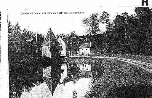 Ville de DROUE Carte postale ancienne