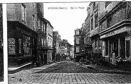 Ville de MORTAIN Carte postale ancienne