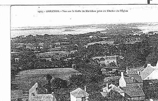 Ville de ARRADON Carte postale ancienne