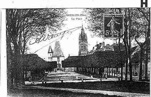 Catheux photo et carte postale for Piscine de bresles