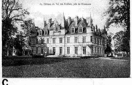 Carte postale ancienne de la ville de chaumont ph037908 f for Chaumont haute marne