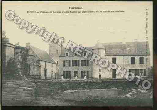 Ville de Elven, PH041745 G. Clichés tirés d'une carte