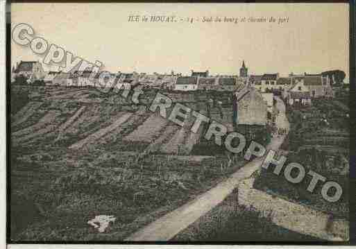 Ville de ILED\'HOUAT Carte postale ancienne