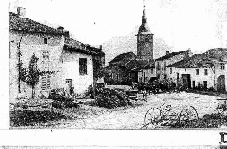 Gellenoncourt, photo et carte postale