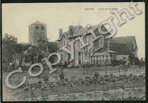 Ville de BEARD Carte postale ancienne