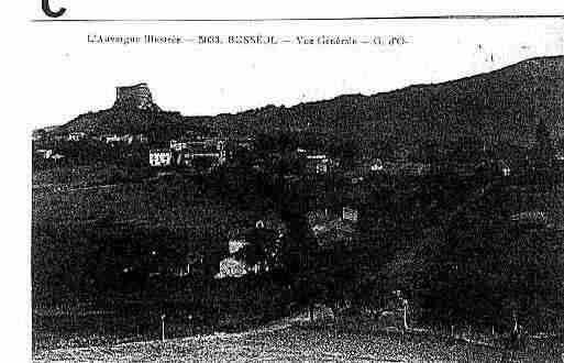 Ville de BUSSEOL Carte postale ancienne