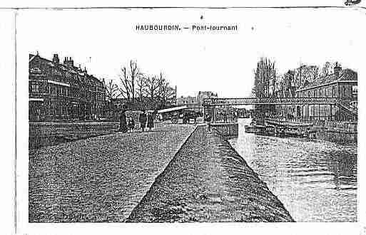 Carte postale ancienne de la ville de haubourdin ph044751 for Piscine d haubourdin