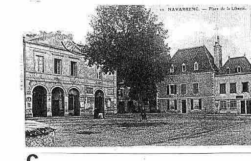 Ville de NAVARRENX Carte postale ancienne