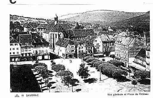 Marmoutier photo et carte postale for Piscine de saverne