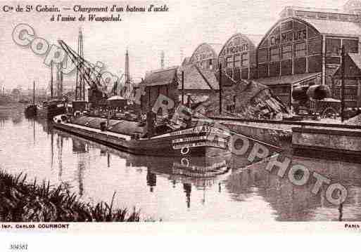 Wasquehal photo et carte postale for Piscine wasquehal