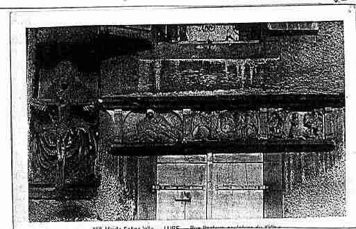 Carte postale ancienne de la ville de lure ph052130 h sur for Lure haute saone