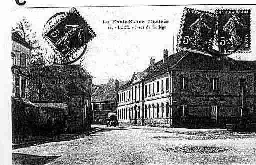 Carte postale ancienne de la ville de lure ph052134 c sur for Lure haute saone